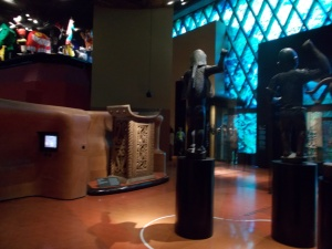 The Africa Galleries at the Quai Branly Museum in Paris. Photo: Carol Dixon