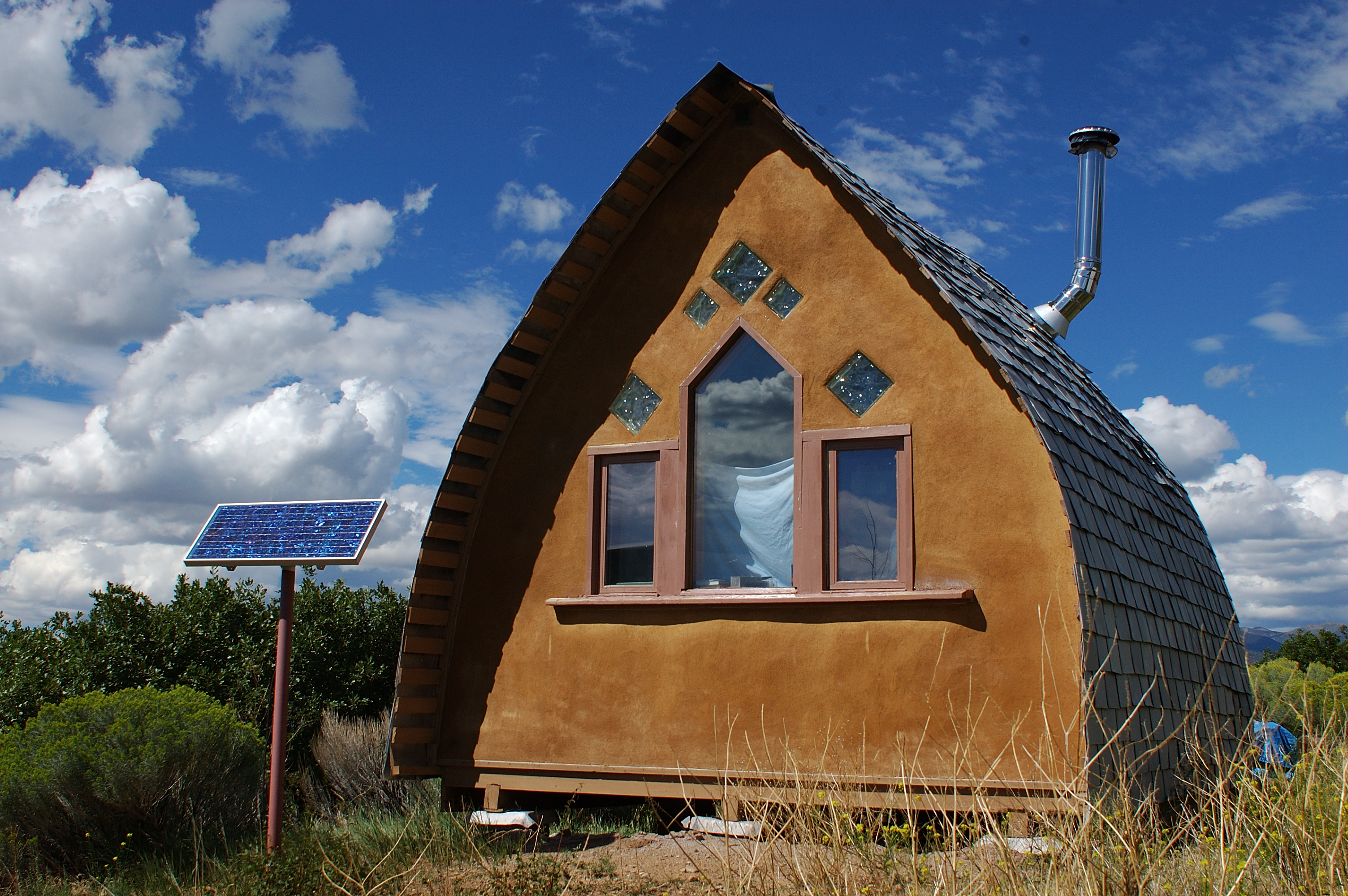how can we build more affordable eco housing geography at small vault 2