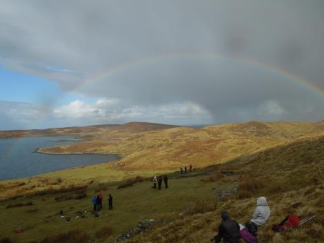 3 rainbow